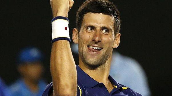 Djokovic tenise ara veriyor