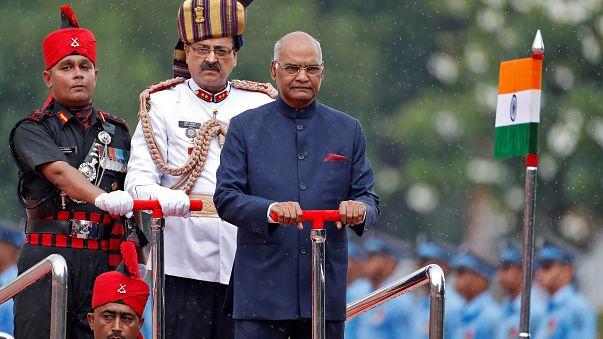 """رئيس جديد للهند من طبقة """"المنبوذين"""""""