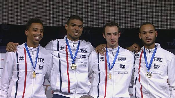 Fencing: Italy and France leave Leipzig with gold