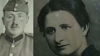 [شاهد] جنازة زوجين تجمدا قبل 75 عاما في جبال الألب