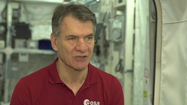 Europe's oldest astronaut set for third trip to space