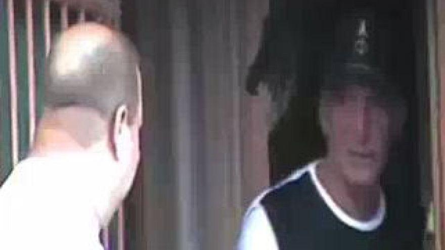 Italia: catturato Johnny Lo Zingaro - IL VIDEO DELL'ARRESTO