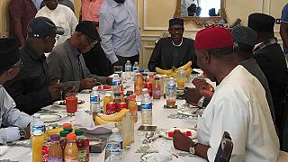 Buhari speaks to Conde: grateful for prayers, accepts A.U. anti-corruption job