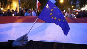 EU-Kommission könnte neue Maßnahmen gegen Polen beschließen