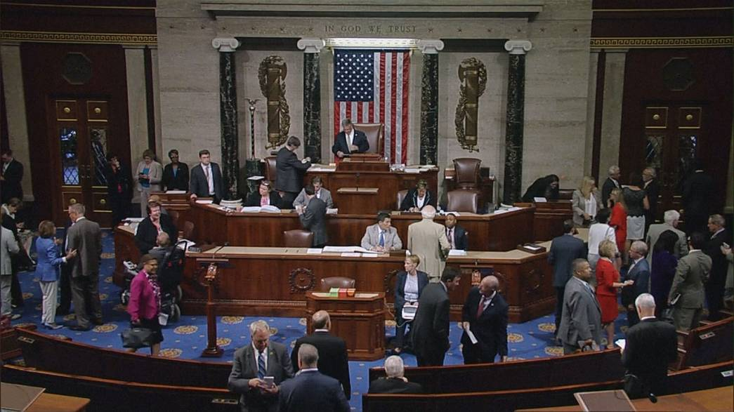 US Votes for Sanctions on three countries