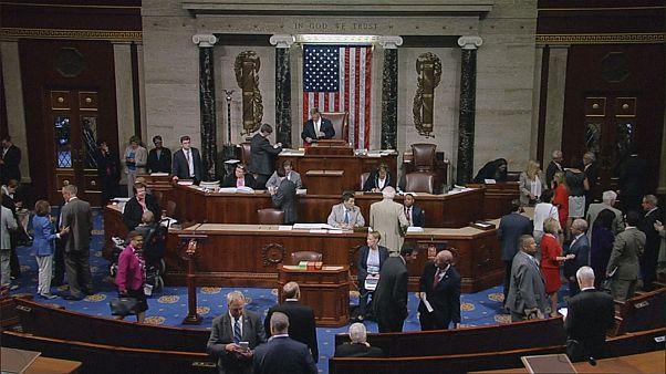Палата представителей США  - за ужесточение санкций против РФ