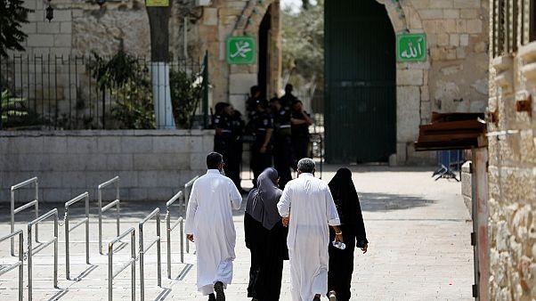 Διχάζουν τα μέτρα ασφαλείας στο Τέμενος Αλ Άκσα