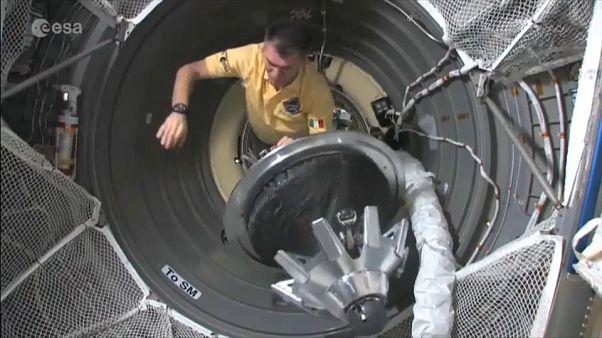 La giornata tipo dell'astronauta, secondo Paolo Nespoli