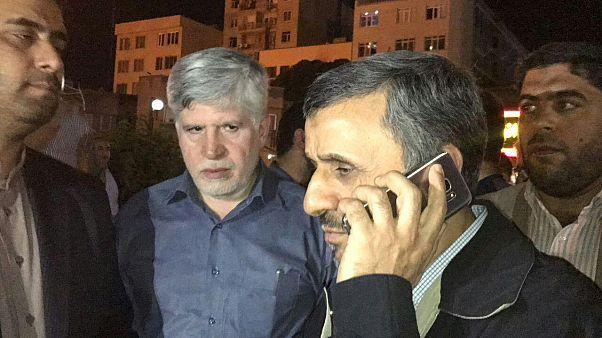 اجازه عیادت از بقایی به احمدی نژاد داده نشد