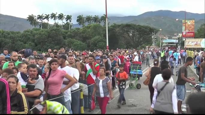 Kivándorlási hullám Venezuelában