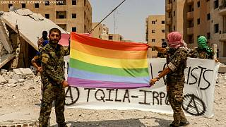 LGBT army unit established to take on ISIL