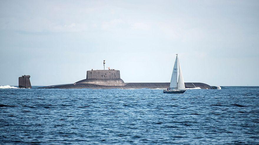 Атомные крейсеры на Балтике