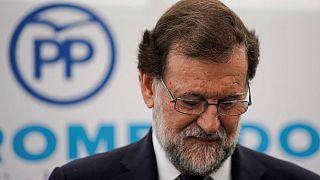 İspanya Başbakanı Mariano Rajoy yolsuzluk davasında ifade verdi