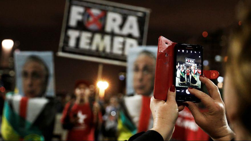Governo do Brasil é reprovado por 85% e Michel Temer por 94% (Ipsos)