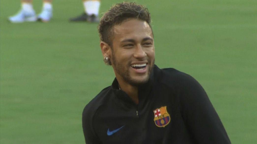 Neymar a legnagyobb nyári sláger idén