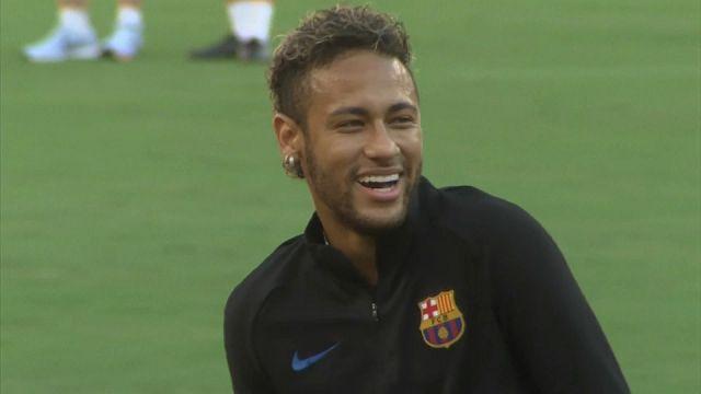 Paris Saint Germain Neymar'ın peşinde