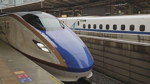 Los trenes bala, alta velocidad japonesa desde 1964