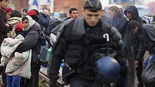 دیده بان حقوق بشر: استفاده پلیس فرانسه از گاز فلفل علیه پناهجویان در کاله