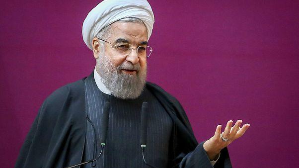 روحانی: به تحریمهای جدید کنگره آمریکا پاسخ خواهیم داد