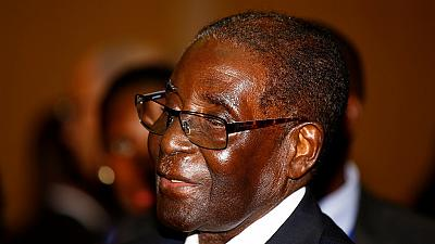 Zimbabwe parliament gives Mugabe sole power to appoint top judges