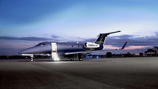 La uberización llega a los vuelos en jet privado
