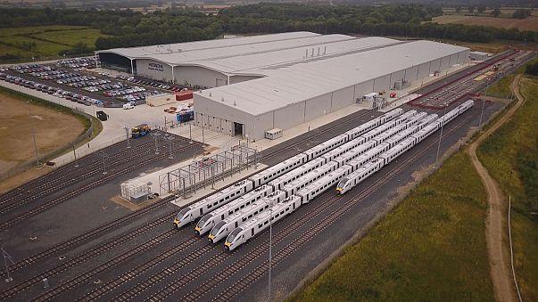 المملكة المتحدة: قطارات فائقة السرعة بتقنية شينكانسن اليابانية