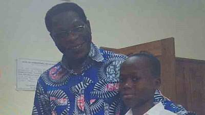 Benin whiz-kid, 11, passes school-leaver exams, aims to study economics