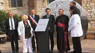 Ein Jahr nach dem Attentat: Gedenken an Père Hamel