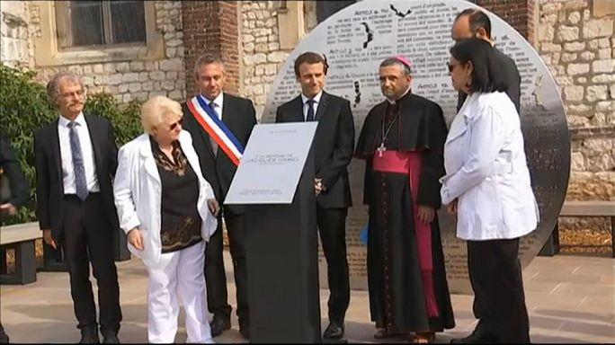 Hommage solennel au père Jacques Hamel