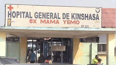 RDC : grève des médecins dans les hôpitaux publics