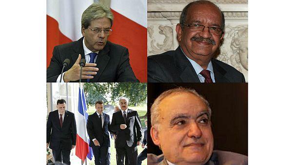 مبادرة باريس حول الازمة في ليبيا تُغضب إيطاليا والجزائر تؤكد على دورها