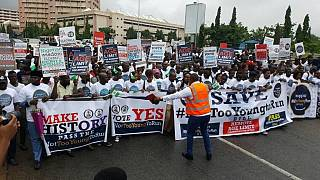Nigerian youths seek abolition of political age limit