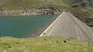جسد یک زن در کانال سد خداآفرین پارس آباد کشف شد