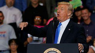 دونالد ترامپ فرمان ممنوعیت حضور تراجنسیها در ارتش آمریکا را بار دیگر به اجرا گذاشت
