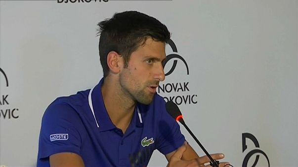 """Tennis, Djokovic si ferma: """"Il mio 2017 è finito"""""""