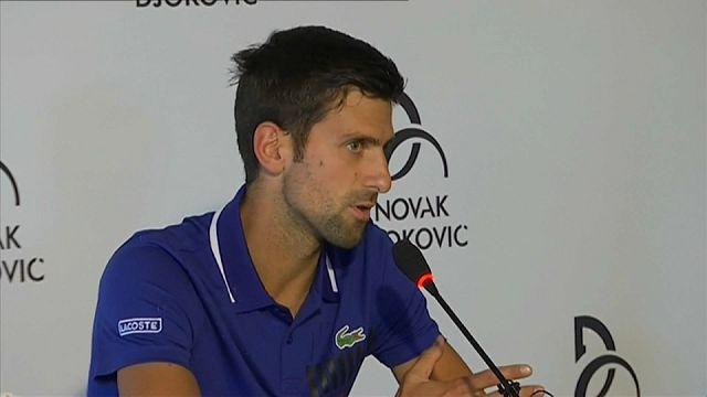 Djokovic to miss rest of tennis season with elbow injury