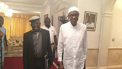 New group of Nigerian governors in London to see ailing Buhari