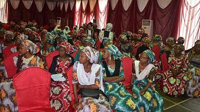 From Boko Haram captivity to the classroom, 42 Chibok girls graduate