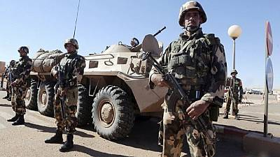 Algeria dismantles Islamic State cell led by veteran militant