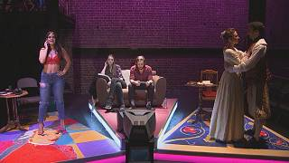 Kardashian musical sweeps UK stage