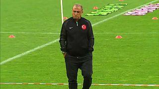 مربی تیم ملی فوتبال ترکیه استعفا داد
