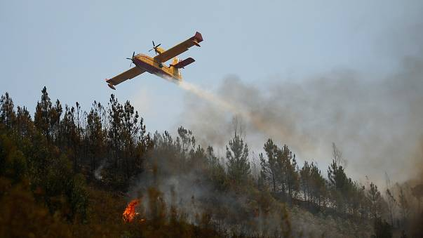Portugal continua a arder