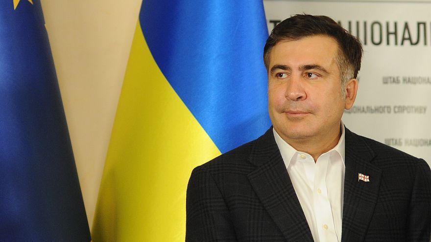Саакашвили лишился украинского гражданства