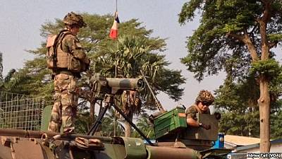 New militia attack in Central African town kills 2 peacekeepers