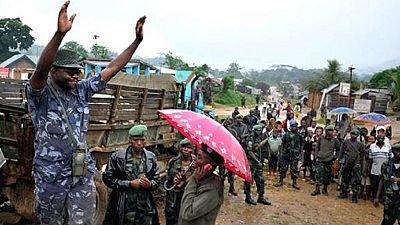 """RDC : reddition d'un chef de guerre poursuivi pour """"crime contre l'humanité"""""""