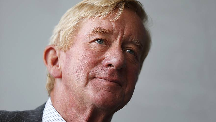 Libertarian VP Candidate Bill Weld Speaks At Emerson College