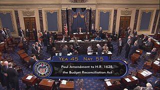 """Novo revés republicano no Senado para revogar o """"Obamacare"""""""