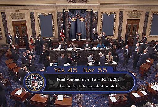 "Senate to consider ""skinny"" repeal of health bill"