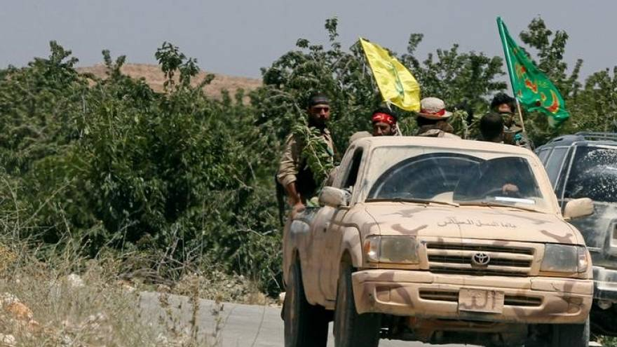 """اتفاق لوقف القتال بين حزب الله و""""جبهة النصرة"""""""