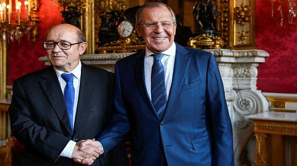 فرانسه جنبه قانونی تحریم های کنگره آمریکا علیه روسیه را زیر سوال برد